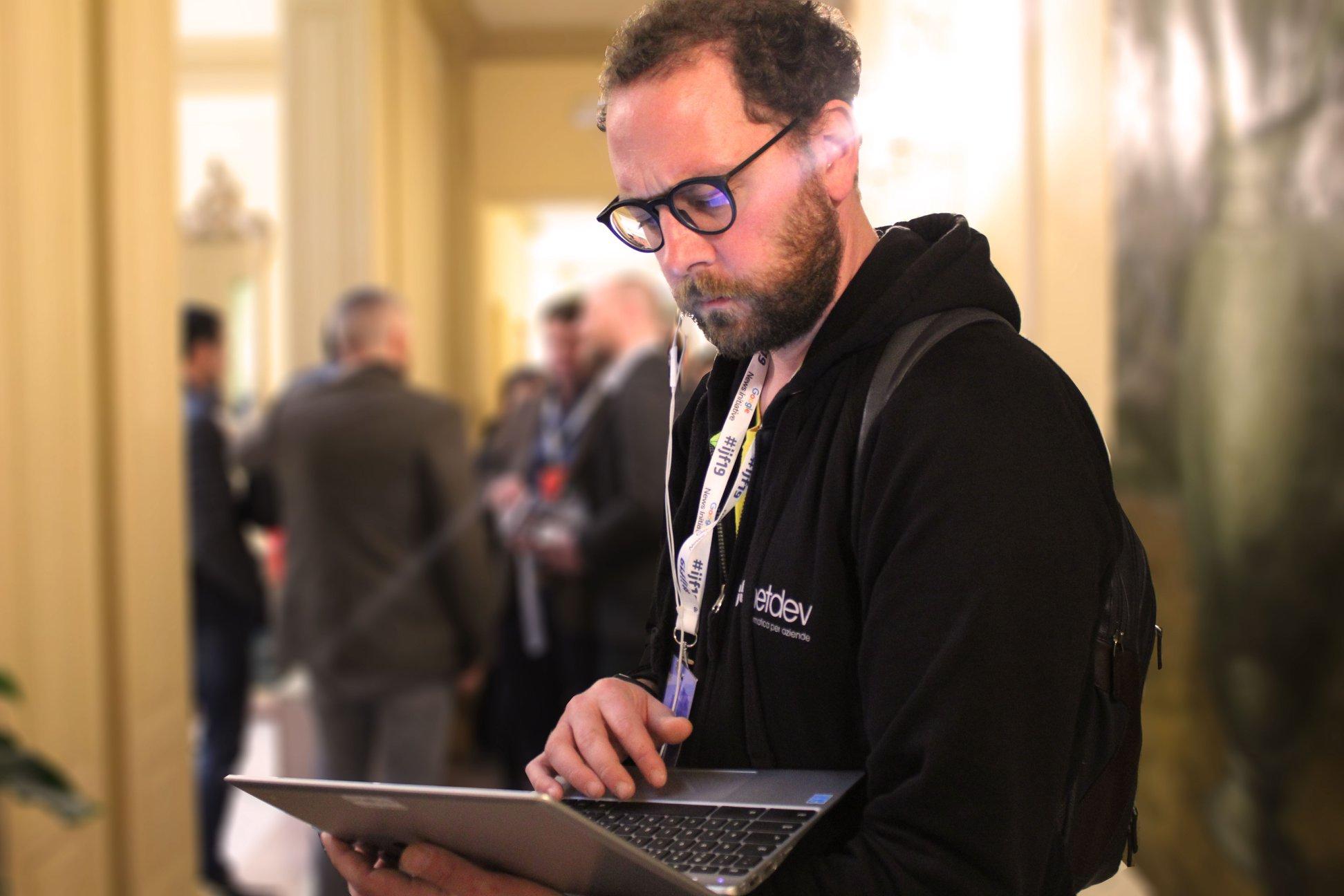 Corriere dell'Umbria – Netdev Smart Working